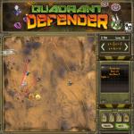 Qudrant Defender Game